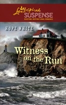 Witness On The Run by Hope White