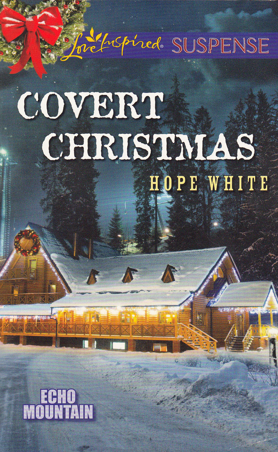 Covert Christmas by Hope White