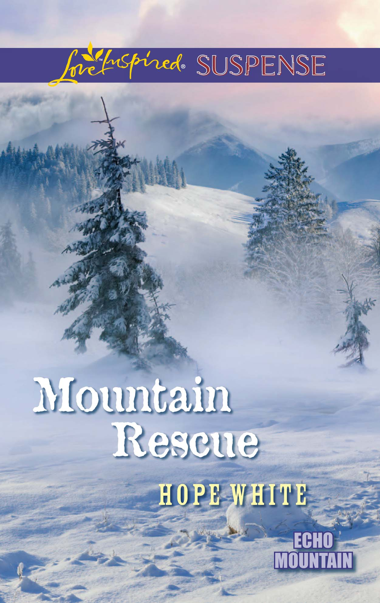 Mountain Rescue by Hope White