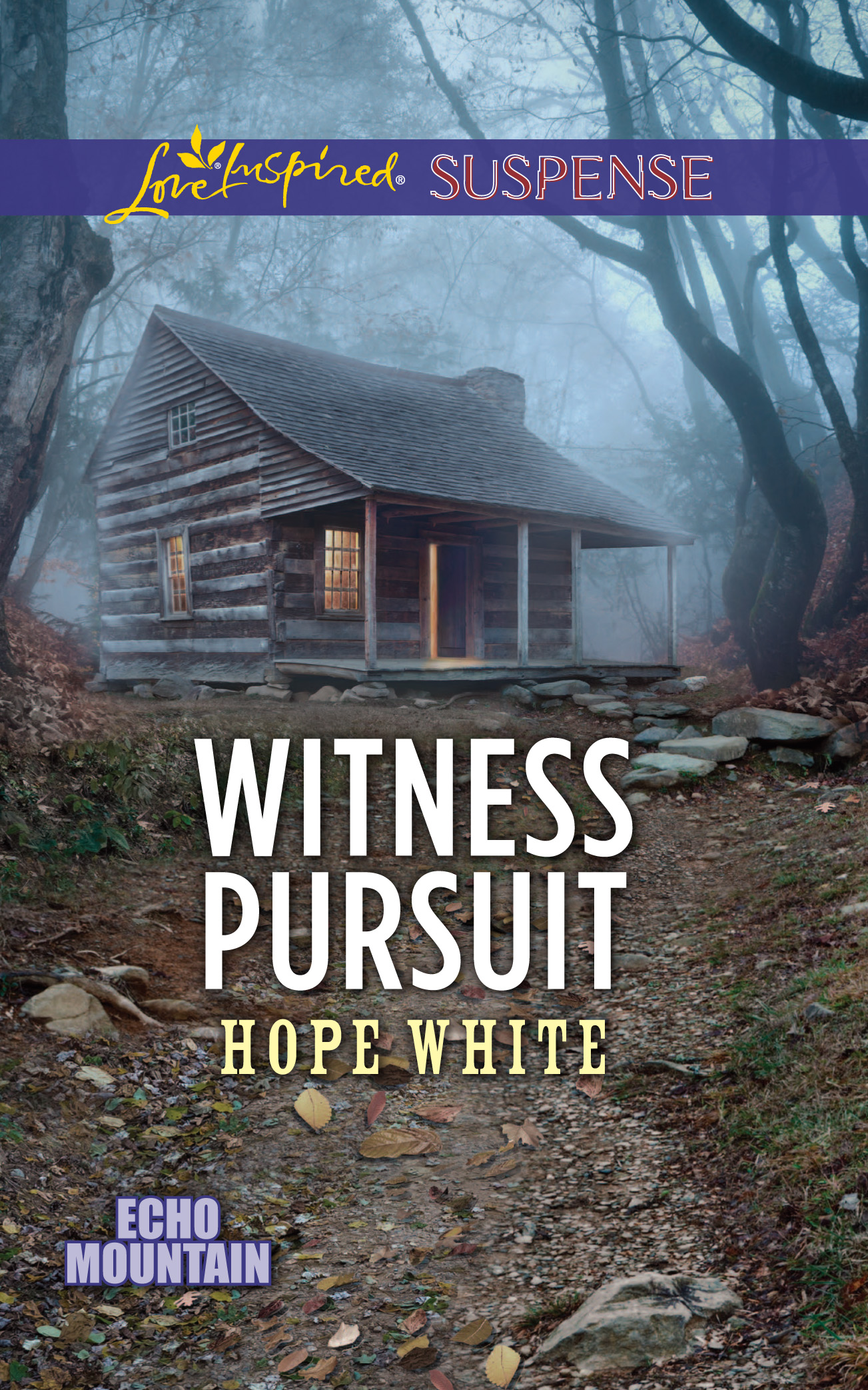 Witness Pursuit by Hope White